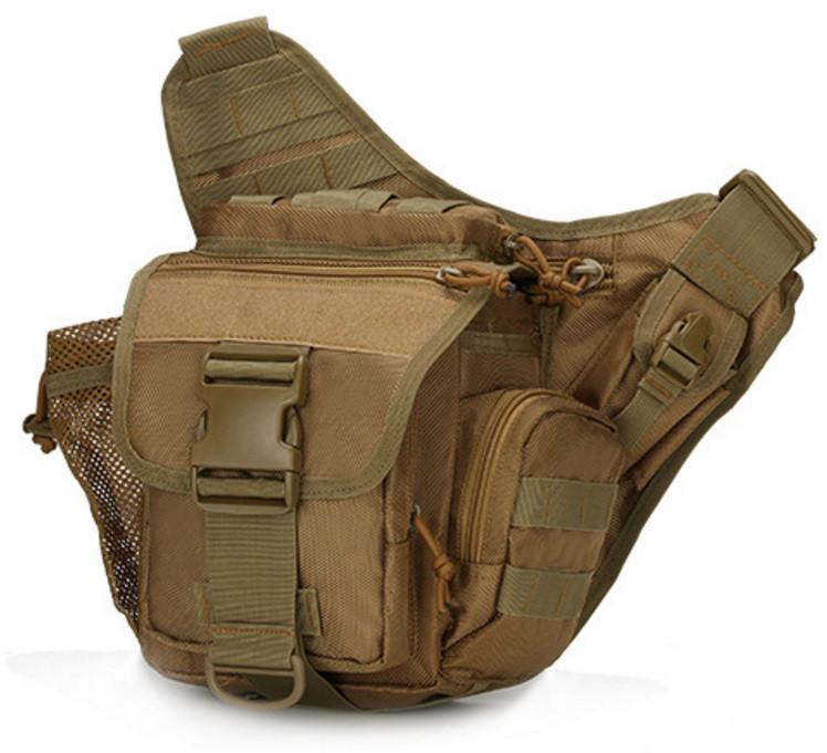 Сумка штурмова тактична Battler v.1 HG00240 Оливковий (tau_krp596_00240)