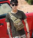 Сумка-рюкзак штурмовая тактическая Battler v.2 LO00241 Дубок Зеленый (tau_krp390_00241ds), фото 3