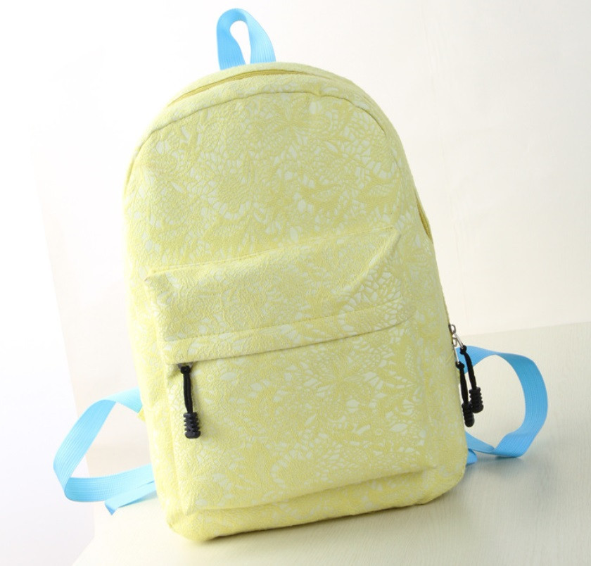 Рюкзак KHB00135 Frost Жовтий (tau_krp408_00135)