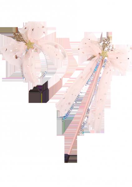 Нежный набор украшений  для девочки