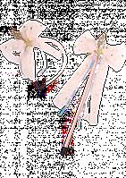 Нежный набор украшений  для девочки, фото 1
