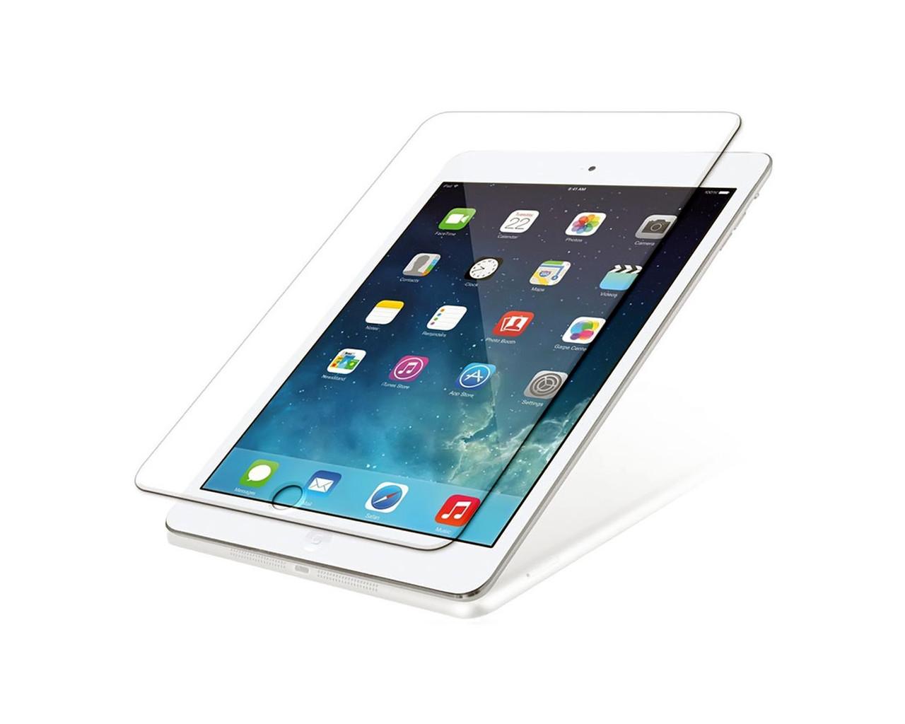 """Защитное 2.5D стекло для iPad Air 1/2 9.7"""" (1980)"""