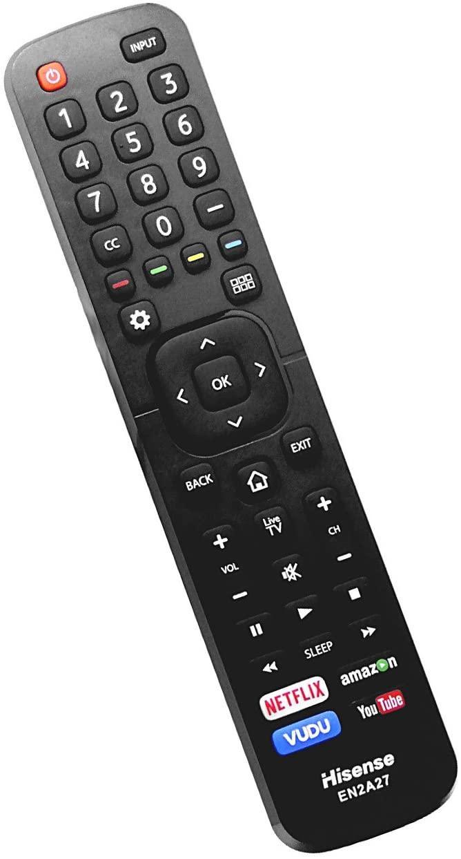 Оригинальный пульт для телевизоров Hisense EN2A27