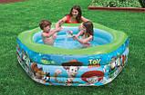 Детский надувной бассейн Intex 57490 История игруш, фото 2