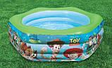 Детский надувной бассейн Intex 57490 История игруш, фото 3