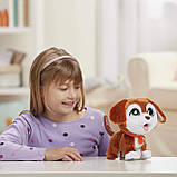 Мягкая игрушка FurReal Friends Шаловливый питомец Большой щенок / FurReal Poopalots Big Wags Interactive Pet, фото 4