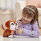 Мягкая игрушка FurReal Friends Шаловливый питомец Большой щенок / FurReal Poopalots Big Wags Interactive Pet, фото 6