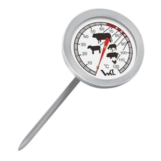 Термометр для харчових продуктів біметалічний (OR-123133jhs)