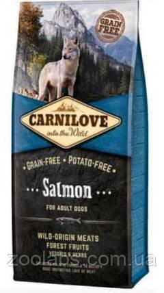 Корм Carnilove для собак с лососем | Carnilove Adult Salmon 12 кг, фото 2