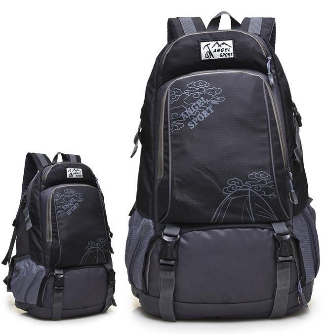 Рюкзак Angel Sport Чорний (HB00258)