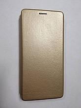 Чехол-книжка Samsung S10 Lite (A91) Level Gold