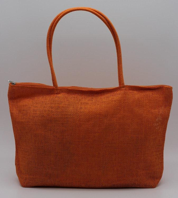 Сумка Summer из мешковины Оранжевый (GH00389)