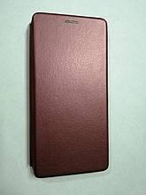 Чехол-книжка Samsung S10 Lite (A91) Level Marsala