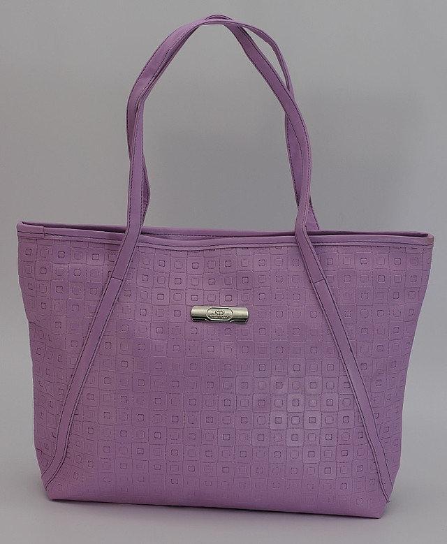 Сумка Trapez texture Фиолетовый (las00391)