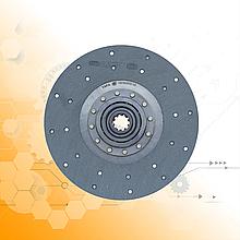 Диск сцепления на шарах ЗИЛ-130, ЗИЛ-Бычок, Д-245, 130-1601130у