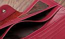 Гаманець жіночий Dark-Pink (PU8756), фото 6