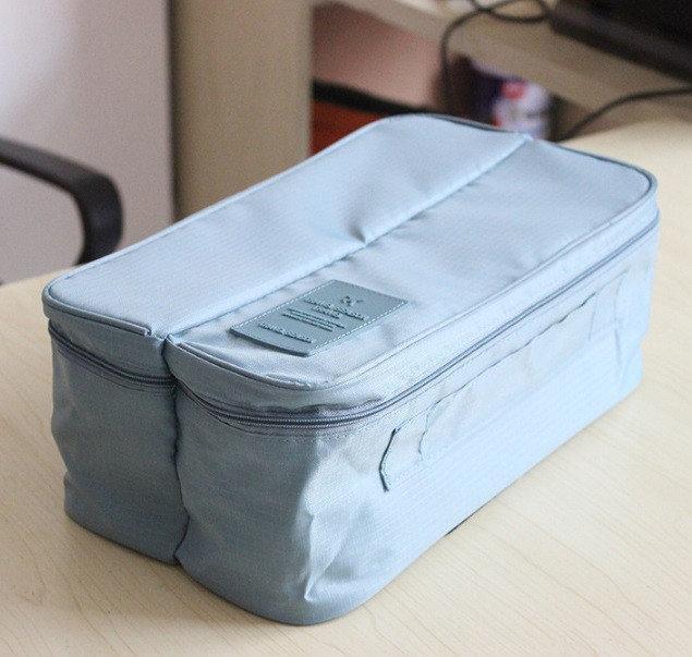 Органайзер для нижньої білизни Packing Travel Блакитний (HA00373)