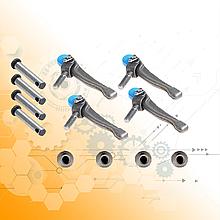 Ремкомплект (корзины) диска сцепления нажимного ЗИЛ-130, советск. 130-1601093 (лапки, пальцы, гайки).