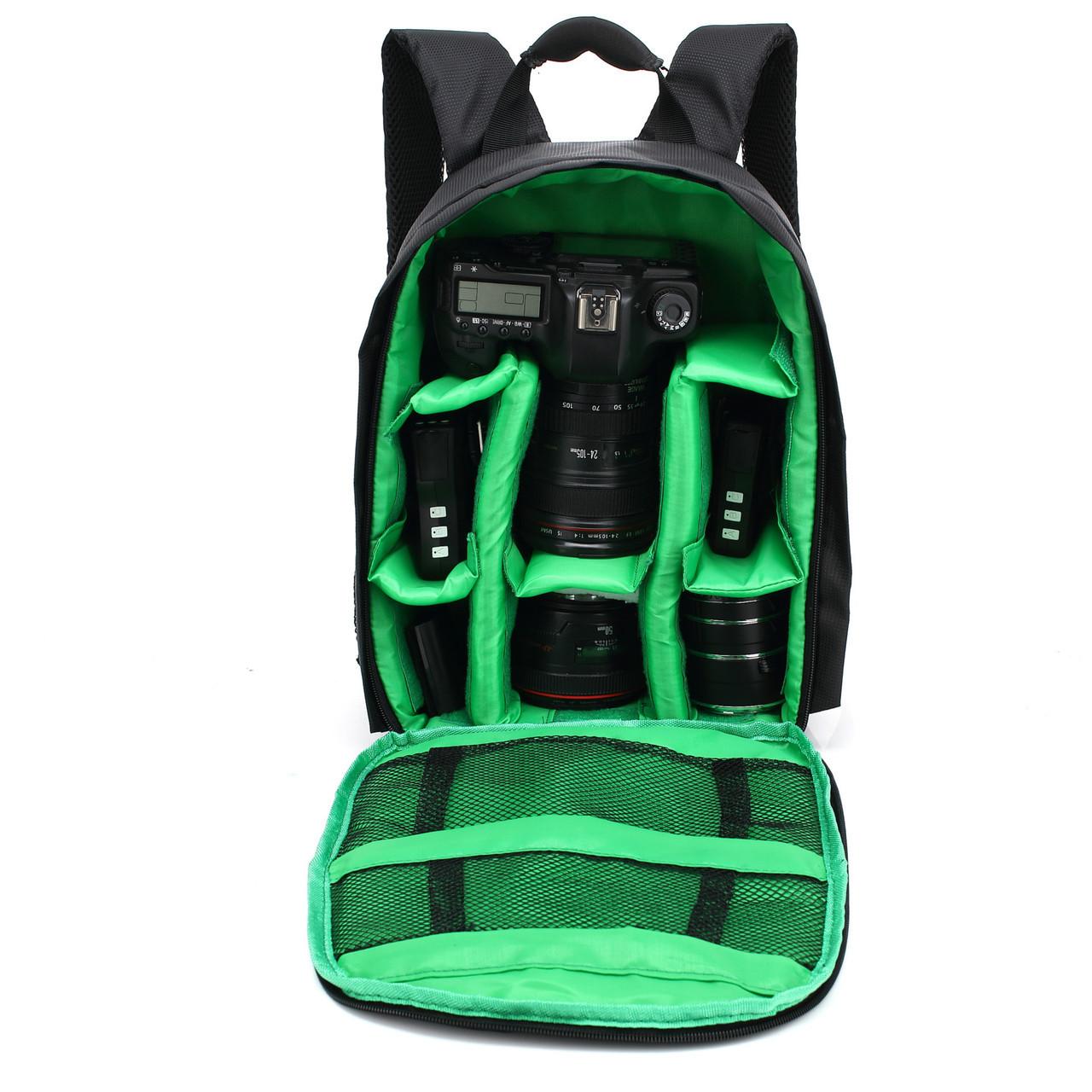 Рюкзак для фотоапарата Dedomon (C133BG)