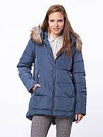 Зимняя женская синяя куртка Volcano J-Hader L22105-603