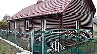 Металевий сайдинг,металевий блок-хаус за хорошими цінами у Львові.