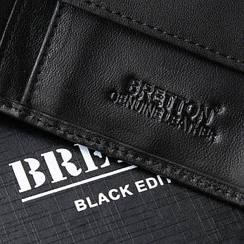 Кошелек NAPPA кожа BRETTON M3201 черный, фото 2