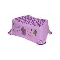 Детская ступенька Lorelli HIPPO (lilac)