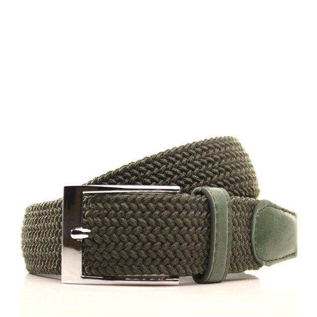 Ремень Alon 105-115 см зеленый L35R1W1