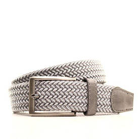 Ремень Alon 105-115 см светло-серый L35R1W4