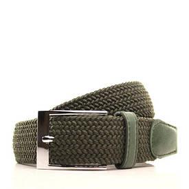 Ремень Alon 120-125 см зеленый L35R1W1