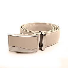Ремень кожаный Alon 120-125 см китай l35a1a18, фото 3
