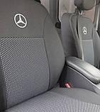 Авточехлы Prestige на Mercedes Sprinter 95 1+2 ,Мерседес Спринтер модельный комплект, фото 3