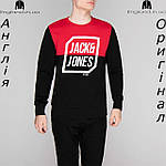 Кофта толстовка мужская Jack & Jones из Англии, фото 6