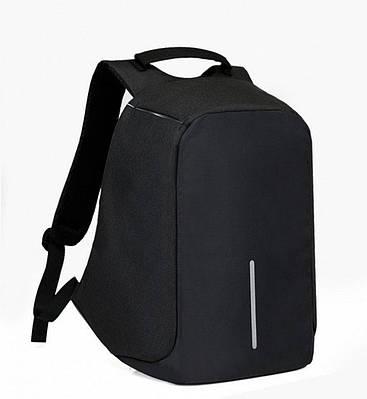 Умный рюкзак антивор Bobby XD Бобби с Usb зарядкой черный 142205