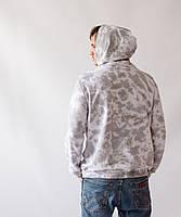 Худи унисекс Джива в стиле тай-дай Ashes and snow, все размеры, фото 2