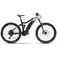 "Электровелосипед Haibike XDURO AllMtn 2.0 500Wh 12 s. NX Eagle 27.5"", рама M, черно-серо-красный, 2020"