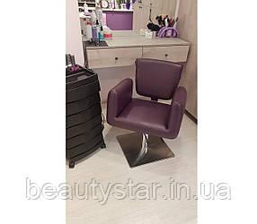 Перукарське крісло Орландо (комплектуючі Польща) Перукарські крісла для салону краси та перукарні