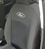 Авточохли на Ford Transit 1+2; Форд Транзит модельний комплект, фото 5