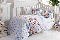 Постельное белье в детскую кроватку Class. Puppy v1-Детский в кроватку