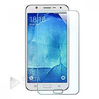 Защитное стекло для смартфонов Galaxy J7, закаленное стекло, прозрачное, защитные стекла, стекла для