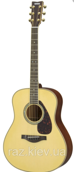 Электроакустическая гитара YAMAHA LL16M ARE (Natural)