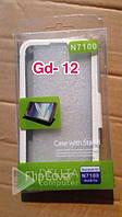 Чехол N7100 Gd-12 разные цвета, искусственная кожа, Чехол для телефона, чехол для телефона Чехол на мобильный