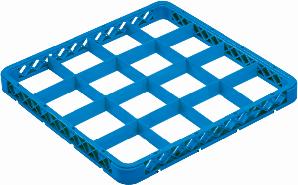 Экстендер для кассеты на 16 секций 115х115х45 мм (11162)