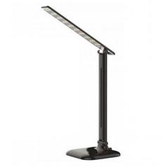 Настольная лампа светодиодная Feron DE1725 30LED Black