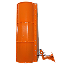 Лопата отвал к мотоблоку 1,5 м ТМ Булат ( для мотоблоков с воздушным и водяным охлаждением), фото 2