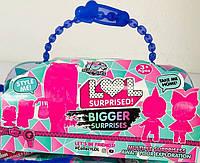 Кукла лол большая капсула LOL Bigger Surprise L.O.L. Surprise. Длина капсулы 26 см. Лол 500-11.