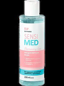 Міцелярна вода 200 мл Sensi Med
