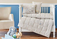 Набор в детскую кроватку Karaca Home. Cloudy bej-Детский в кроватку