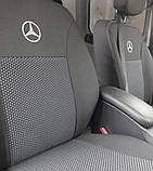 Prestige на передние сидения Renault Trafic 1+2 Рено Трафик 1+2 модельный комплект, фото 9