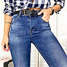 Американка синяя с ремнем LDM 9262, фото 4